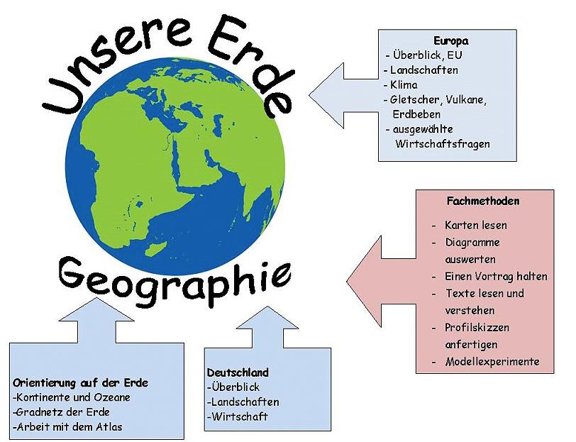 vulkane in deutschland karte